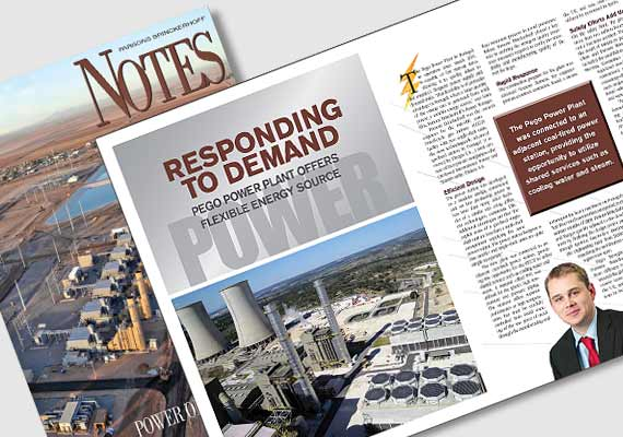 Design of an in-house magazine for Parsons Brinckerhoff. This 32 page full color magazine was used both to keep employees informed of the firm's work and as a marketing tool for prospective clients.